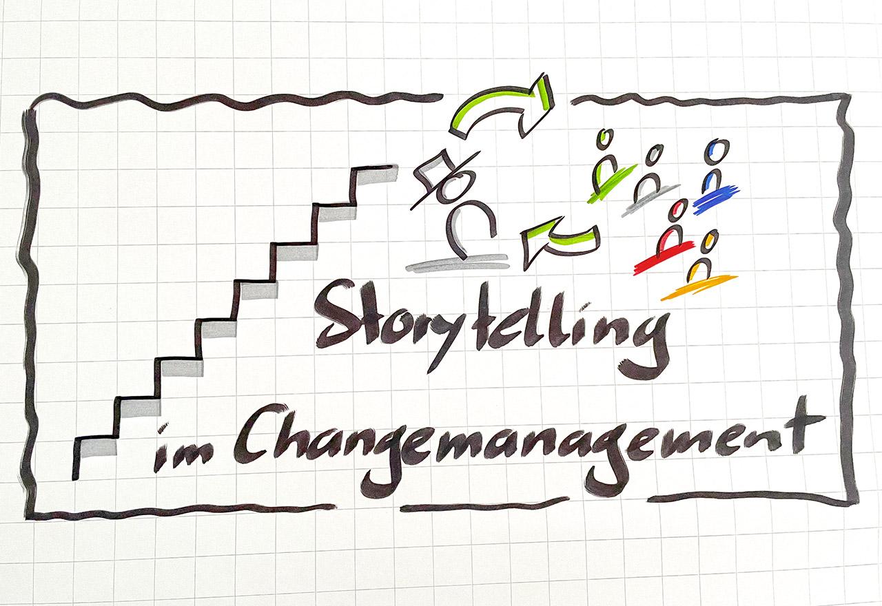 Storytelling im Changeprojekt